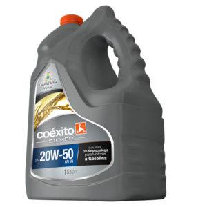 Lubricante Coexito silver 20W-50 nanomax galon